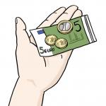 Geld Leichte Sprache
