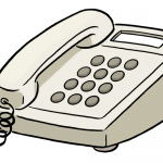 Telefon Leichte Sprache