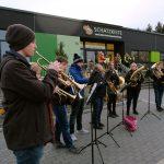 Das Bild zeigt die Musiker der Johannis-Gemeinde.