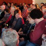 Das Bild zeigt das Publikum.